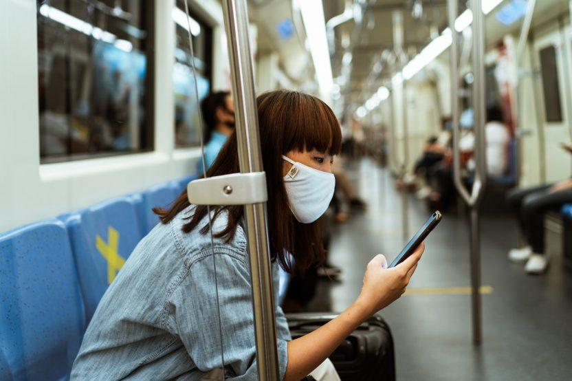 echtgenote in de metro. onderzoek het waarom van KPI's